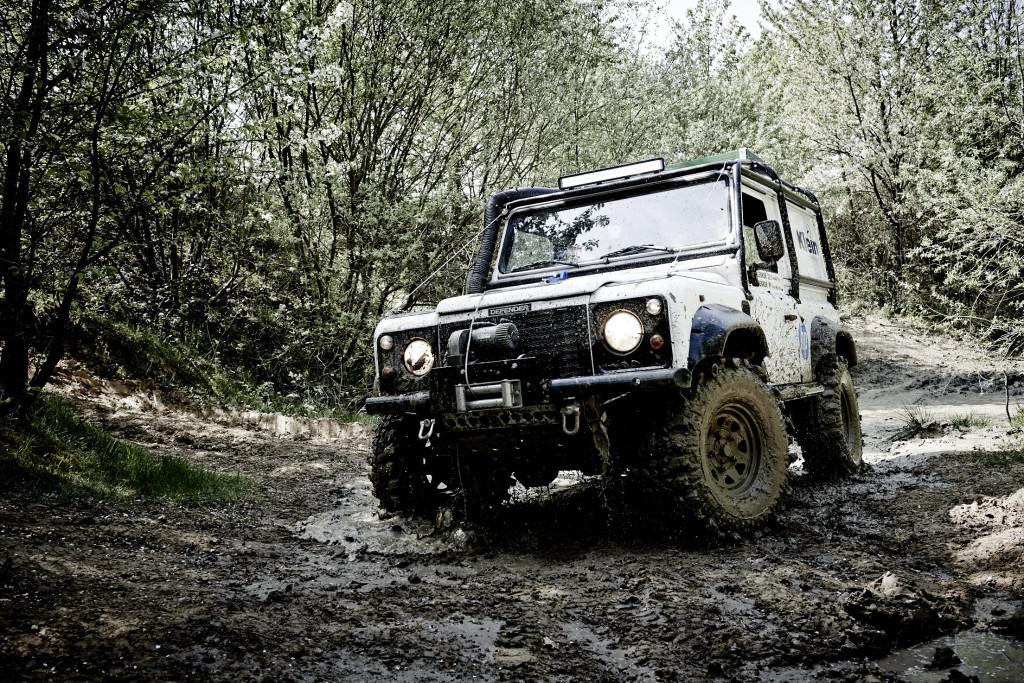 Land Rover Defender Saverne Frankreich