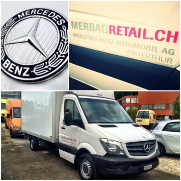 Mercedes-Benz Merbag Retail